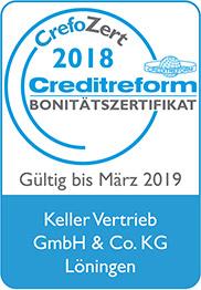 CrefoZert - Anton Keller Bauelemente